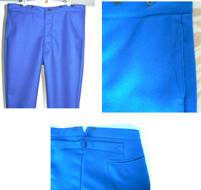 P – 1888 trousers